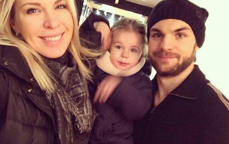Diana, Michael a malá Ella.