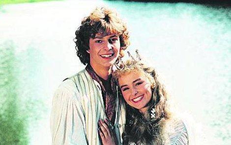 Radek Valenta v pohádce Princezna ze mlejna.