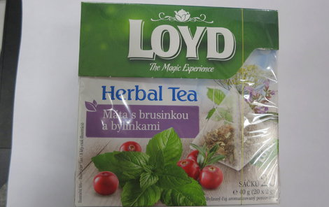 Nebezpečný čaj!