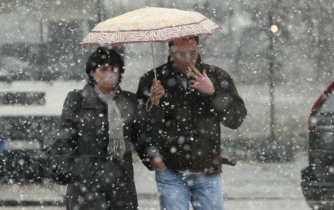V lednu bude sněžit i v nížinách, ale sníh se neudrží.
