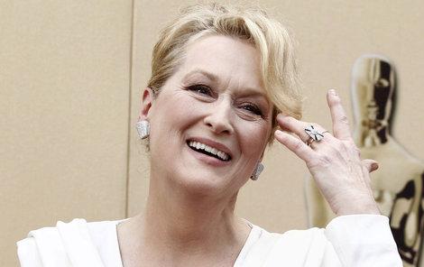 Streepová bojuje o cenu pro nejlepší herečku v žánru komedie.