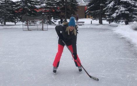 Diana – nová hvězda Calgary?!