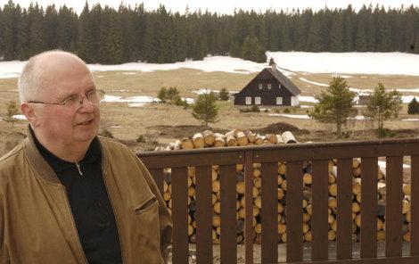 Bývalý šéf životního prostředí Benda (†72).
