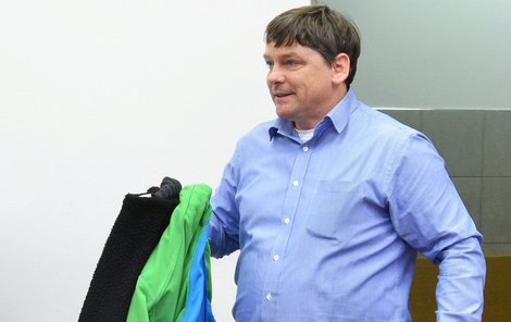 Stanislav B. u tachovského soudu.