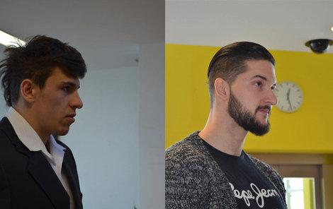 Souzení mladíci Adam J. a Martin V.