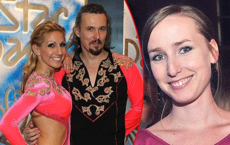 O výdělek přijde Bank i jeho tanečnice Eva Krejčířová.