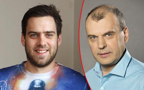 Matěj zažil adrenalinovou reportáž.  Táta Petr Rychlý je v šoku.