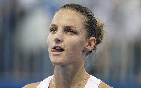 Karolína Plíšková zahájí úterní program Australian Open na centrálním dvorci.
