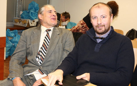 Jiří Závodský a Radek Matlach přišli o razítka.
