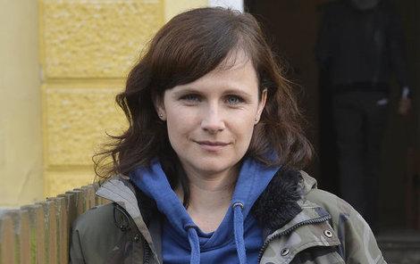 Kristýna Fuitová Nováková prožívá bolavý rozchod.