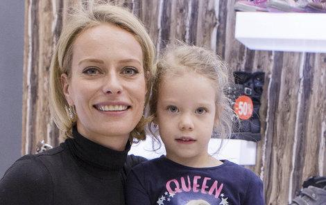 Dceři Jasmínce proti nemoci nepomohlo ani očkování.