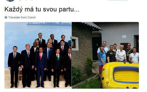 Donald x Zeman