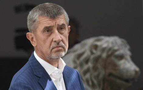 Šéf ANO a poslanec Andrej Babiš.