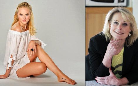 Život Anny-Marie je poznamenaný hereckou kariérou její matky.