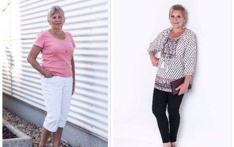 PROMĚNA ČTENÁŘKY: Jiřina (70) z Havlíčkova Brodu bude v oblékání odvážnější!