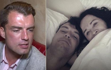 Odkopnutý milenec Gregorové: Hanu chtěl jen na sex! S manželkou mu to v posteli neklapalo