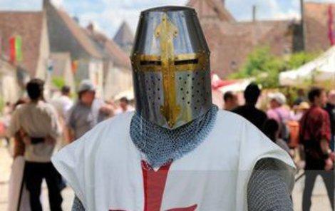 Templari portret.