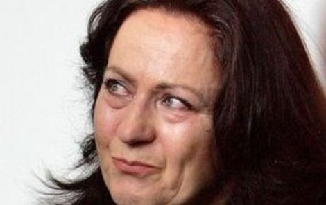 Simona Stašová měla pracovní úraz!