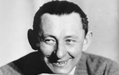Vlasta Burian byl považován za muže, který rozdával smích.