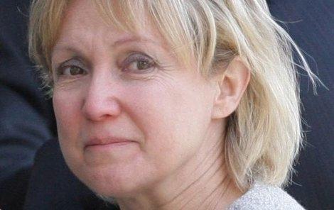 Herečka Milena Steinmasslová