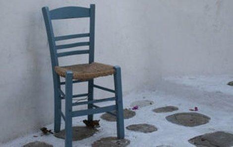 Židle způsobila nepříjemné zranění. (Ilustrační foto)