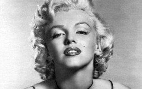 Nesmrtelný sexuální symbol Marylin Monroe.