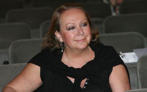 Gábina Osvaldová slaví 63. narozeniny! Přejeme všechno nejlepší!