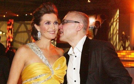 Michaela a Zdeněk Bakala (2009)
