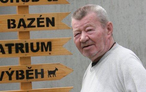 Herec Václav Sloup