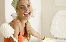 SPECIÁL PRO HOSPODYŇKY: Chytré vychytávky, jak udržovat koupelnu v čistotě!