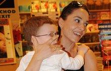 Vyděšená Míša Kuklová: Mého syna Romana (4) navštěvují duchové!