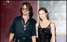 Johnny Depp: Rozchod po 14 letech!