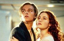 Tajemství kultovního filmu Titanic: Měl mít jiný konec!