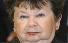 Zdrcující zážitek Aťky Janouškové (84): Co jí koncentrák vzal a co zase dal?