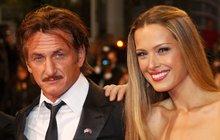 Petro, koho sis to našla?! Sean Penn je sprosťák a ochlasta!