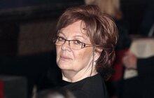 Jana Hlaváčová (75) trpí jak zvíře: Zcela ji pohltily deprese!