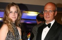 Manželka Michala Horáčka: Jak se žije s o 26 let starším miliardářem?