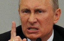 Naštvaný Putin uvalil na Evropu tvrdé sankce: Už od nás nekoupí potraviny a nejspíš ani auta. Zlobu Moskvy pocítíme…