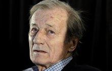 Zemřel herec  Radoslav Brzobohatý (†79), včera ještě natáčel Vyprávěj
