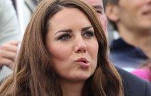 Vévodkyně Kate šokuje: Chce rodit do vody... a zhypnotizovaná!