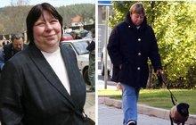 Zuzana Paroubková (54) pět let po rozvodu: Úžasně zhubla!