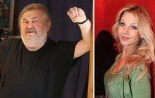 Ringo Čech označil Laurinovou za dámské přirození! Víme proč!