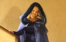 Havlová v pohádce Šťastný smolař: Vynutila si změnu kostýmu!