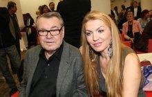 Manželka režiséra Miloše Formana Martina: Rakovina kůže!