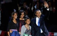 V USA je rozhodnuto: Obama prezidentem! Bylo to o fous!