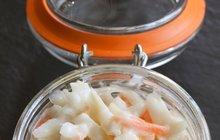 Vitamíny na zimu: Saláty z kysaného zelí