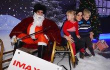 Míša Maurerová mate svá dvojčátka Pepíka a Madlu (3): Ježíšek, nebo Santa Claus?