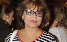 Ivana Andrlová: Musím kočovat, nikdo o mě jako o herečku nestojí!