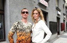Miss Machová a hokejista Červenka: Pod stromeček si nadělili miminko!
