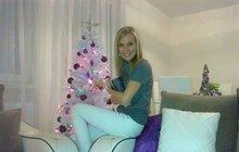 Vánoce Míši Ochotské: Spousta dárků přítele uspala!